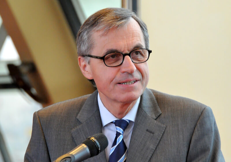 Gastreferat Dr. Ottmar Gast