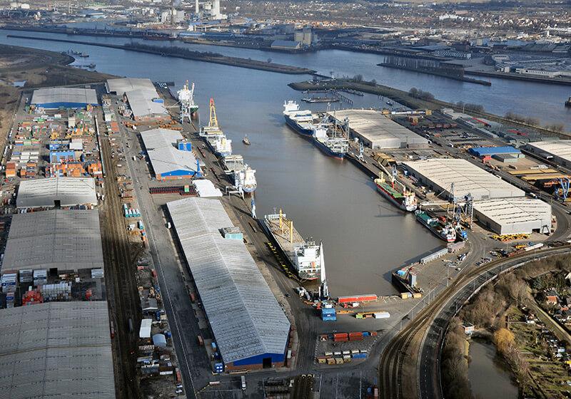 Neustädter-Hafen_BLG-Cargo-Logistics-GmbH