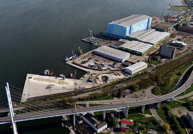 SHS-Totale-Südhafen